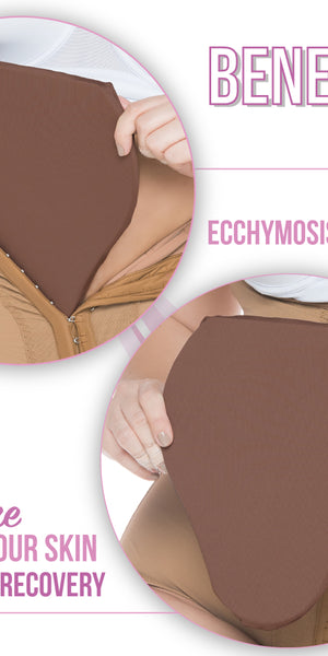 Post Surgery Compression Garments for Liposuction, Tummy