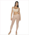 Slim shapewear girdle  Powernet long leg pants - C4490 - Fajas Colombianas Shapewear