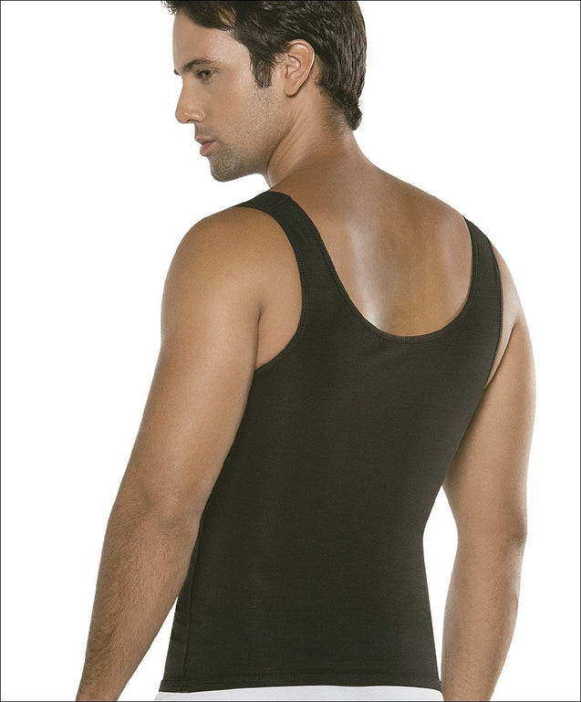 Equilibrium Fajas For Men Fat Burning Shirts & Tummy Tuck Weight Loss Ref C4180 - Fajas Colombianas Shapewear
