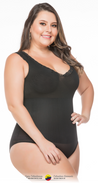 Seamless Body Control Blouse / Body Control Exterior Blusa LUZ - Fajas Colombianas Shapewear