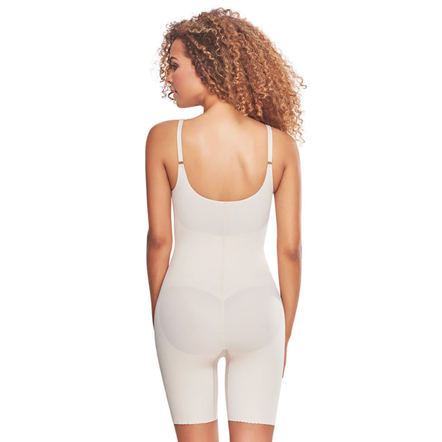 Mid Thigh Bodysuit Shaper Short With Butt Lifter REF. 1278 - Fajas Colombianas Shapewear
