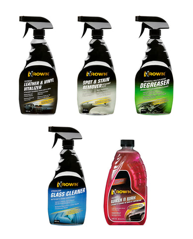 Krown Cleaning Products - 5 Pack