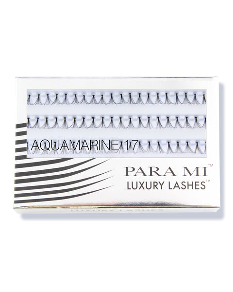 Luxury Lashes Eyelashes - Aquamarine 17