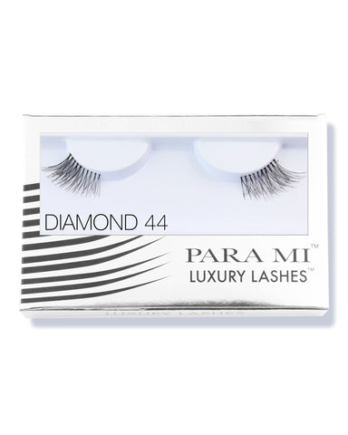 Luxury Lashes Eyelashes - Diamond 44