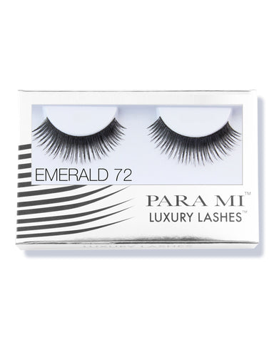 Luxury Lashes Eyelashes - Emerald 72