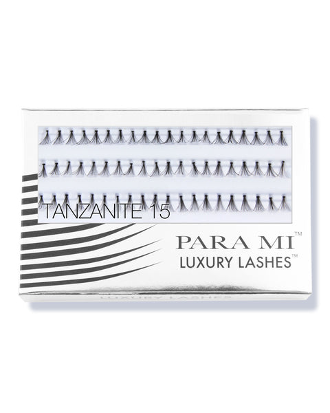 Luxury Lashes Eyelashes - Tanzanite 15