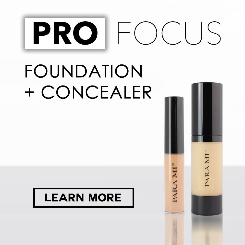 PRO FOCUS Foundation and Concealer