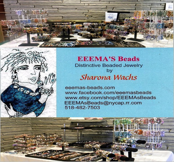 EEEMA's Beads at Agudat Achim's 42nd Carrot Festival