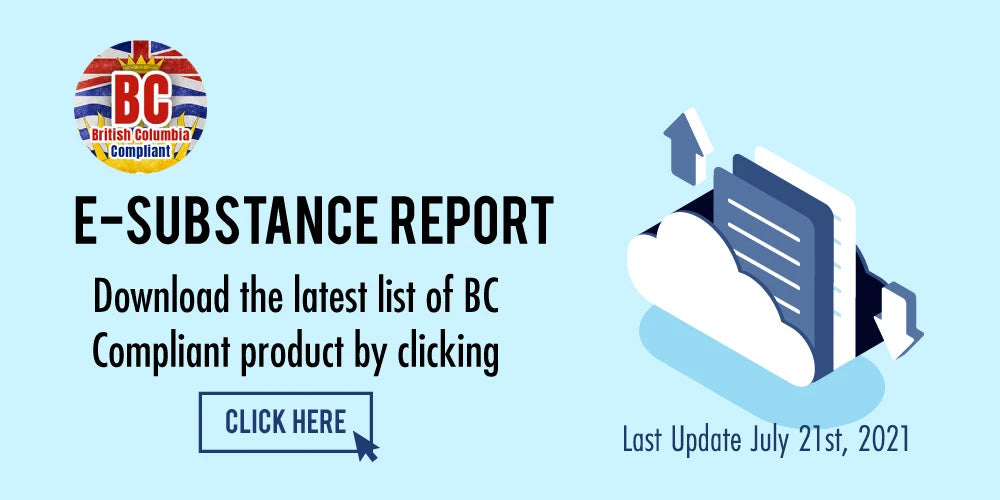BC - E-Substance Report
