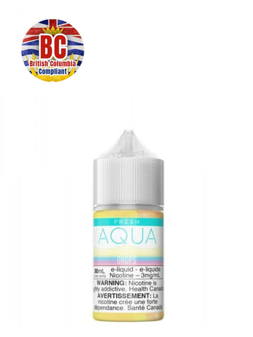 Bc - Drops 30Ml By Aqua Total No Nic Level Needed