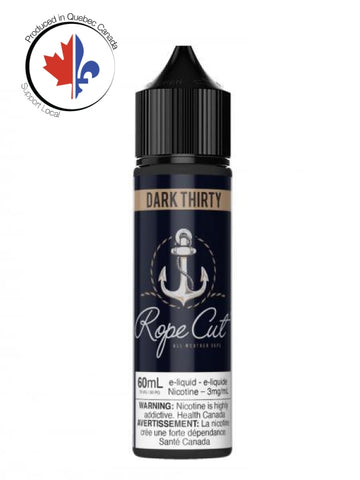 Dark Thirty 60ml by Rope Cut, Rope Cut - DigitalSmokeSupplies.com