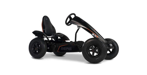 BERG Black Edition BRF-3 4 Wheel Go Kart