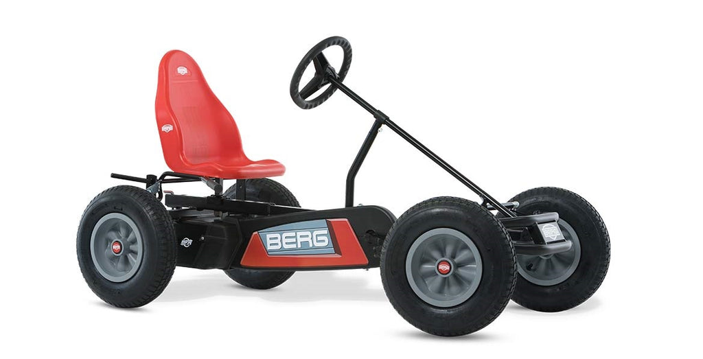 BERG Basic Red BFR 4 Wheel Go Kart