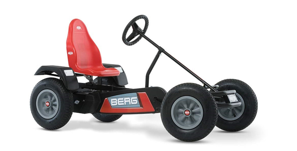 BERG Extra Red BFR 4 Wheel Go Kart