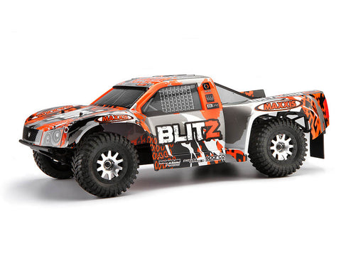HPI Blitz Short-Course EP Truck RTR 2.4GHz Skorpion