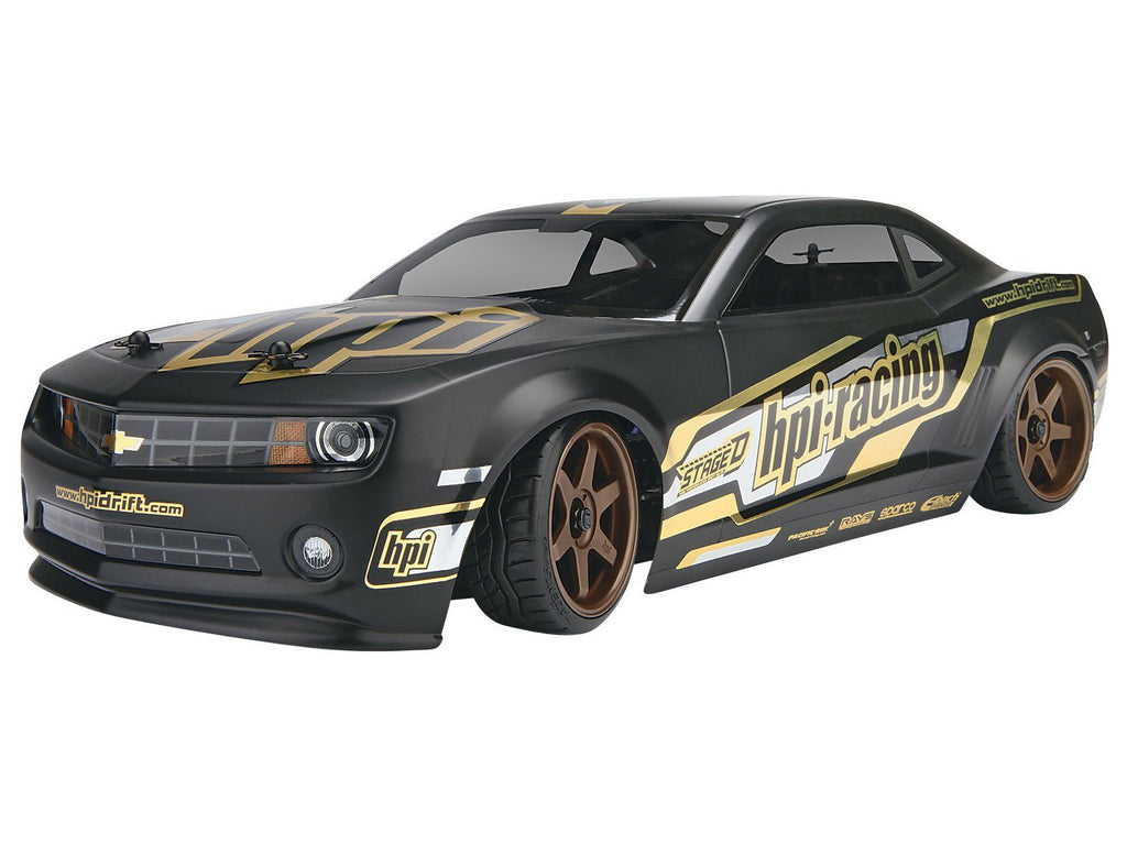 HPI Sprint 2 Drift RTR with 2010 Chevrolet Camaro Body 106149