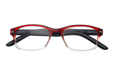 Zippo Readers Glasses Red/Black (+1.00)