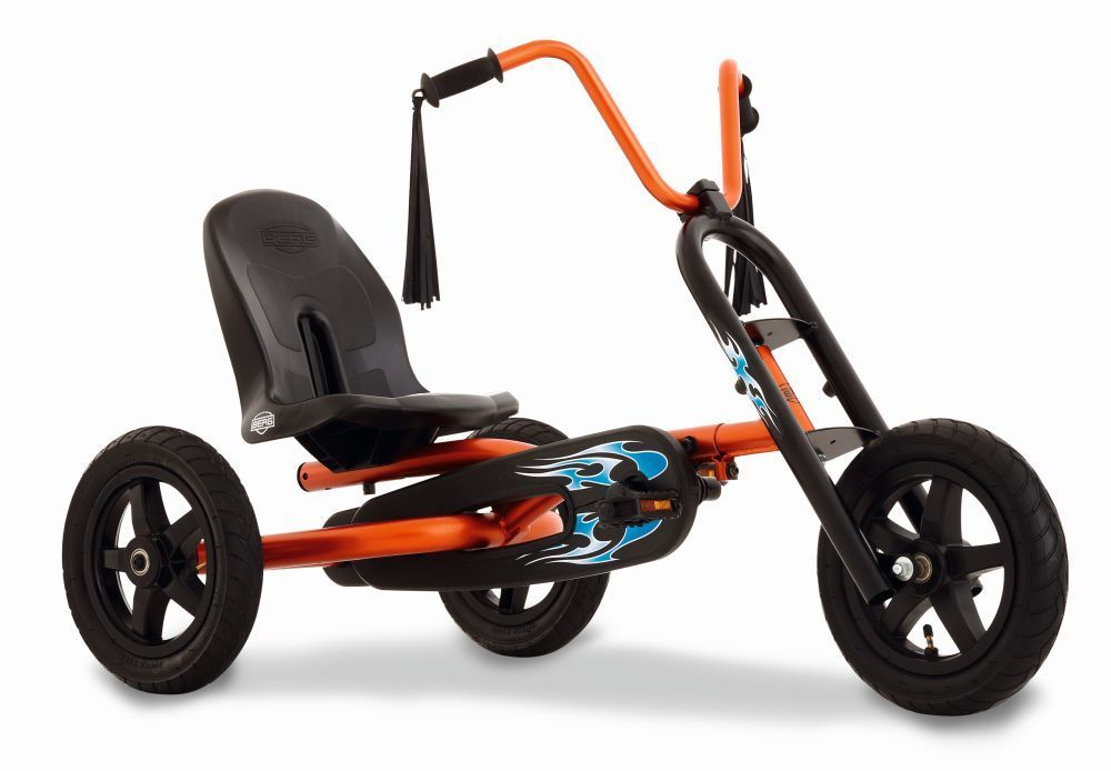 BERG Choppy 3 Wheel Childrens Trike 3-8yrs