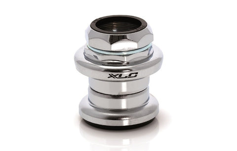 "XLC 1 1/8"" Threaded Headset HS-S02-1 Silver"