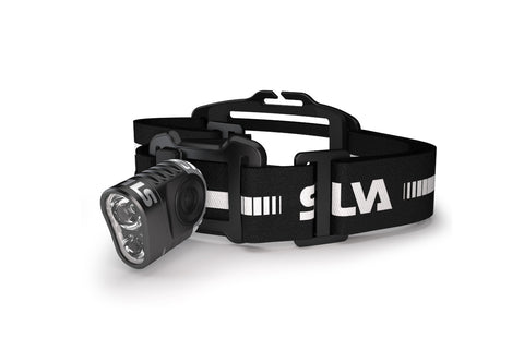 Silva Trail Speed 3XT USB Rechargeable LED Headlamp