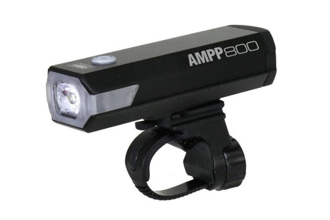 Cateye AMPP 800 USB Rechargeable LED Front Bike Light