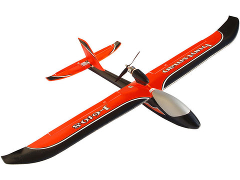 Joysway Huntsman V2 RTF RC Glider 2.4GHz Brushless Orange