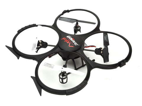 Udi U818A-FPV Discovery Drone Electric 6-Axis Quadcopter with FPV HD Camera