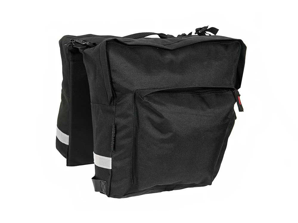 Raleigh Essentials Double Bicycle Pannier Bag 40 Litres