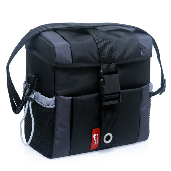 New Looxs Vigo Single Pannier Bag Grey