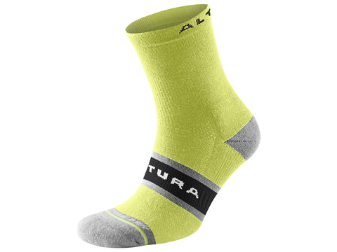 2017 Altura Dry Elite Tall Socks in Yellow
