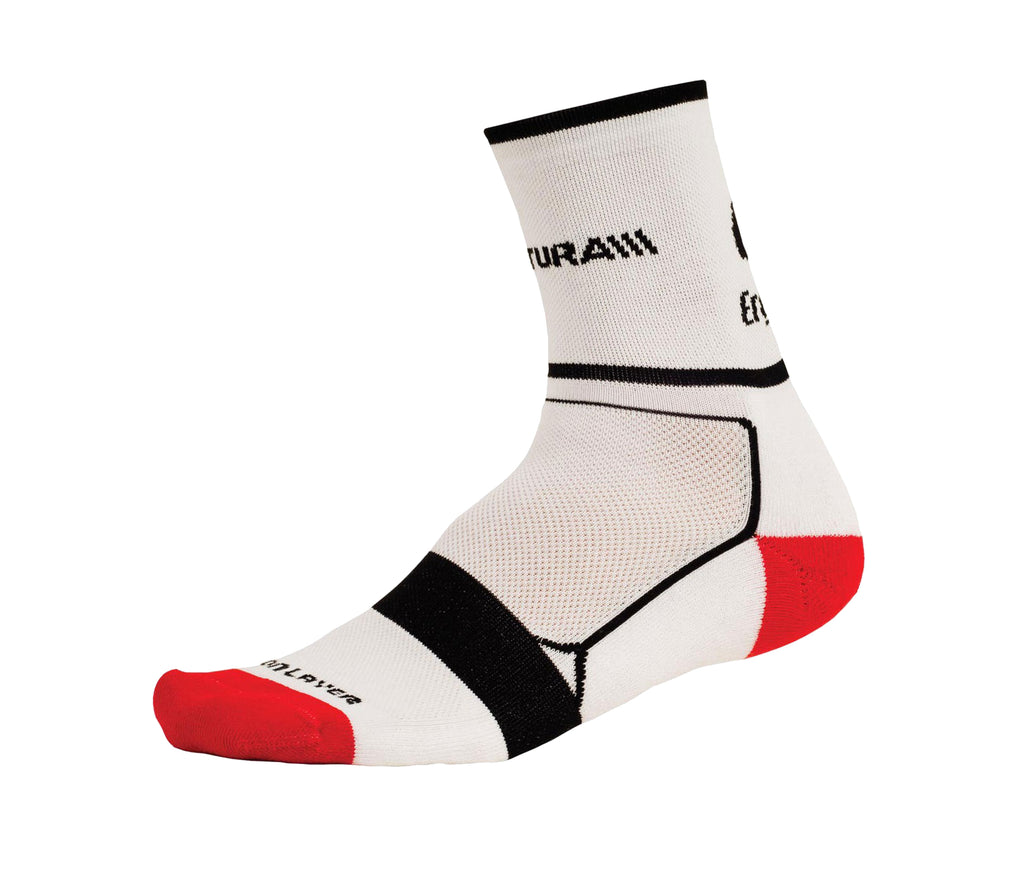 Altura Ergofit Longer Socks White