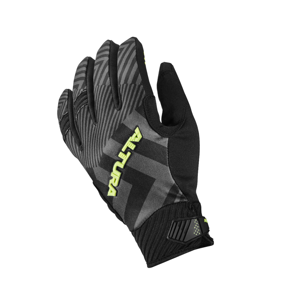 2017 Altura Five\40 540 Windproof Cycling Gloves Black