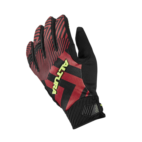 2017 Altura Five\40 540 Windproof Cycling Gloves Burgundy