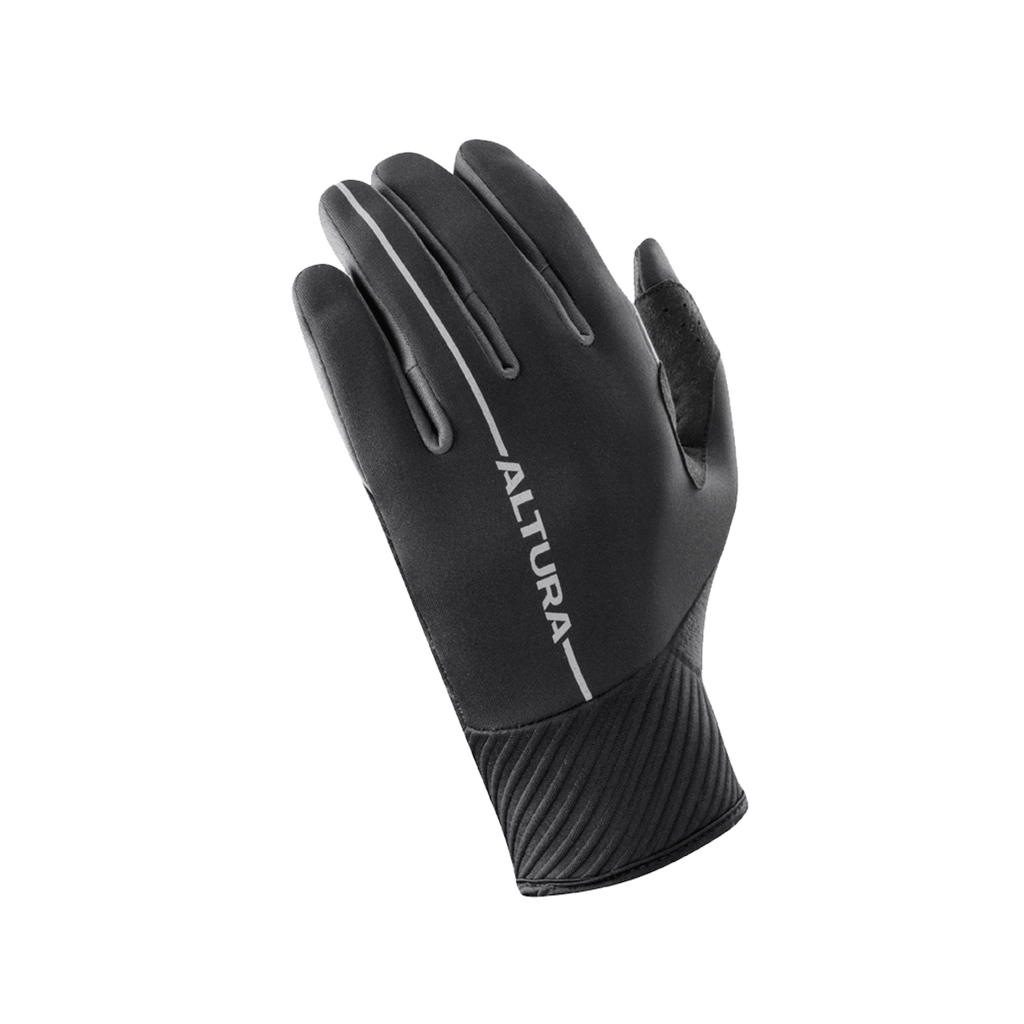 2017 Altura Progel 2 Waterproof Cycling Gloves Black