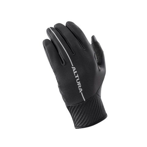 2017 Altura Progel 2 Windproof Cycling Gloves Black