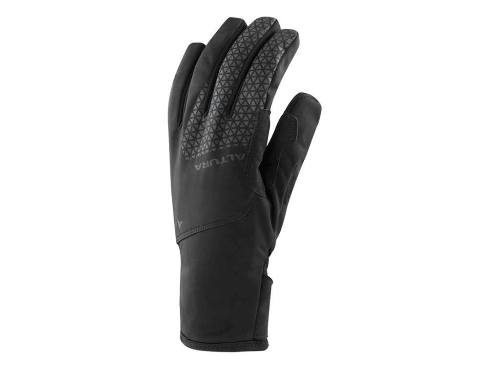 2018 Altura Thunderstorm Cycling Gloves Black