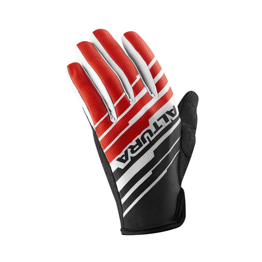 2017 Altura One 80 (180) G2 Gloves in Red/Black