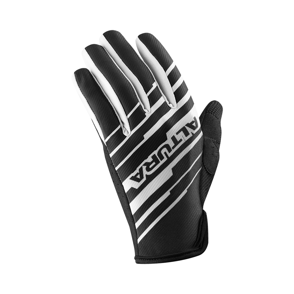 2017 Altura One 80 (180) G2 Gloves in Black/White