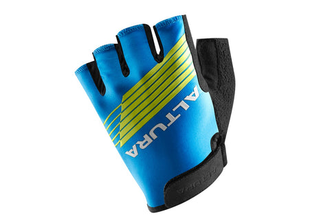 2017 Altura Kids Sportive Mitts Gloves Blue/Black