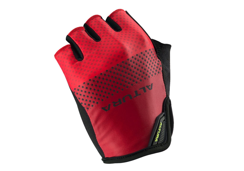 2018 Altura Progel 3 Mitts Gloves Red/Burgundy