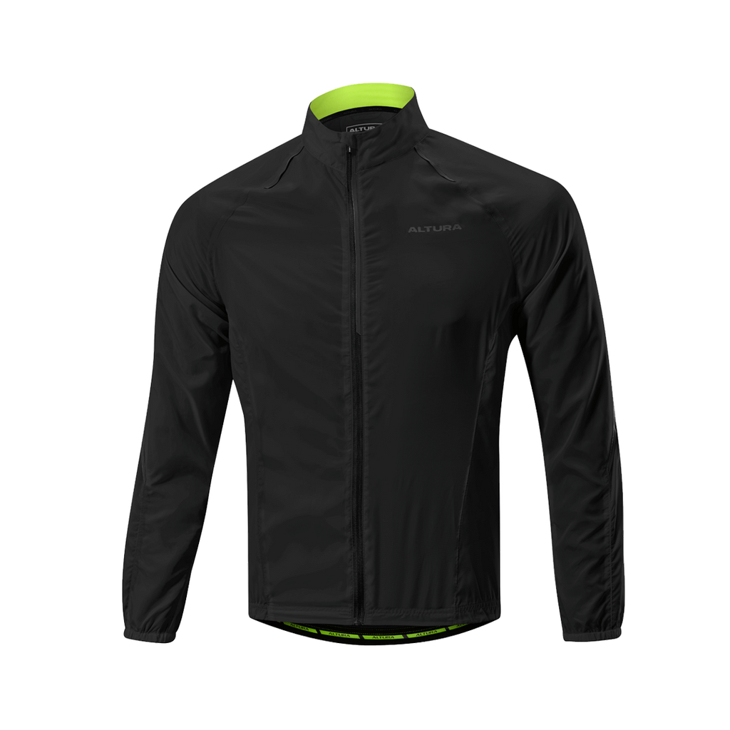 2017 Altura Airstream Windproof Jacket in Black