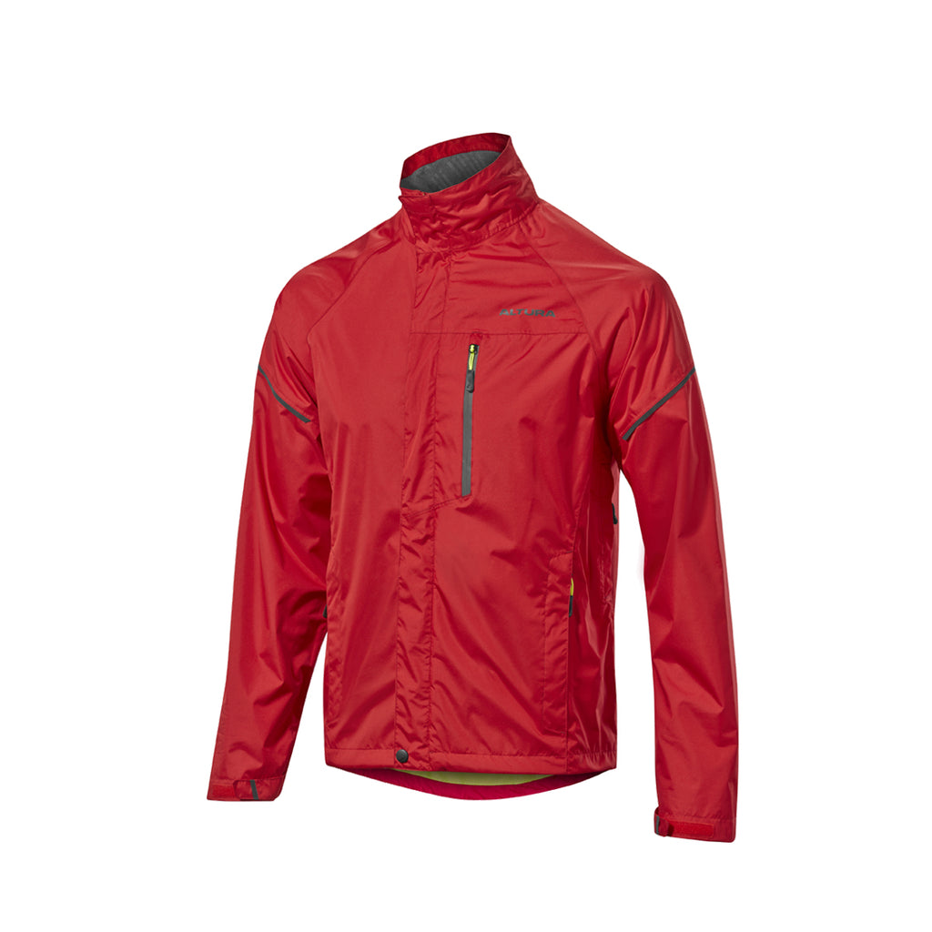 2017 Altura Nevis III Waterproof Jacket in Red