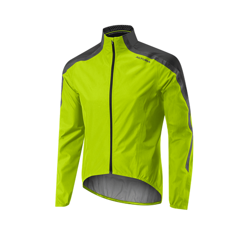 2017 Altura NV II Waterproof Jacket in Yellow