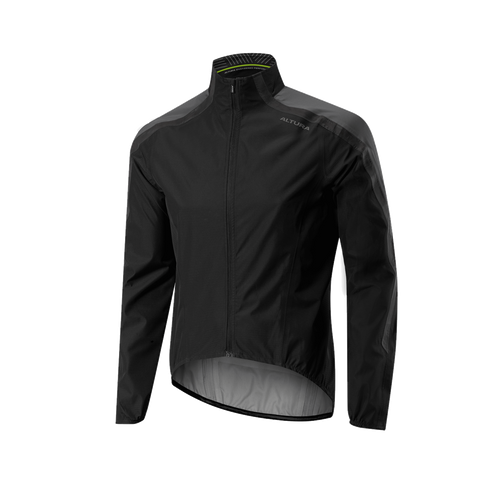 2017 Altura NV II Waterproof Jacket in Black