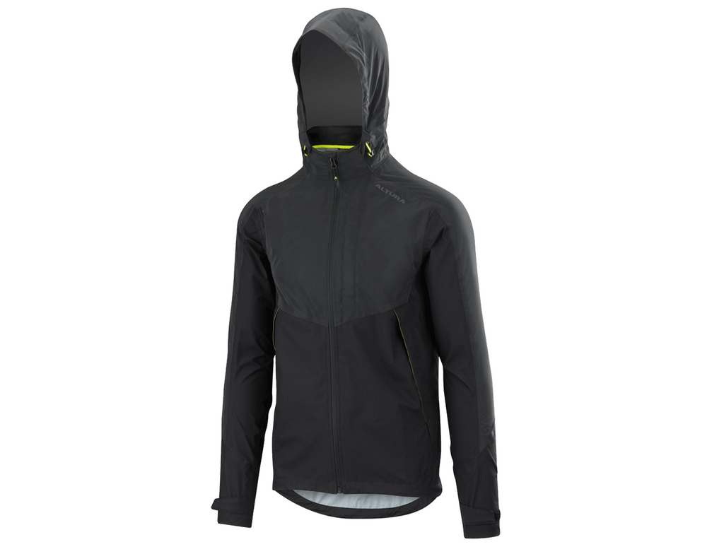 2018 Altura Night Vision Thunderstorm Jacket Charcoal/Charcoal Reflective