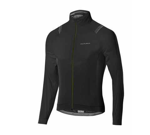 Altura Podium Elite Waterproof Stretch Fit Jacket/Shell Black