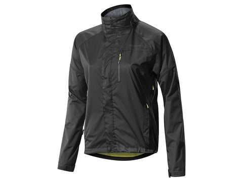2017 Altura Womens Nevis III Waterproof Jacket in Black