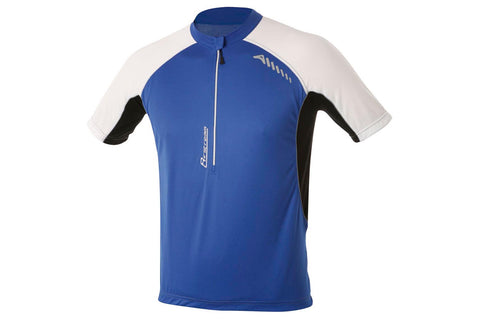 2014 Altura Airstream Short Sleeve Jersey Men's Blue