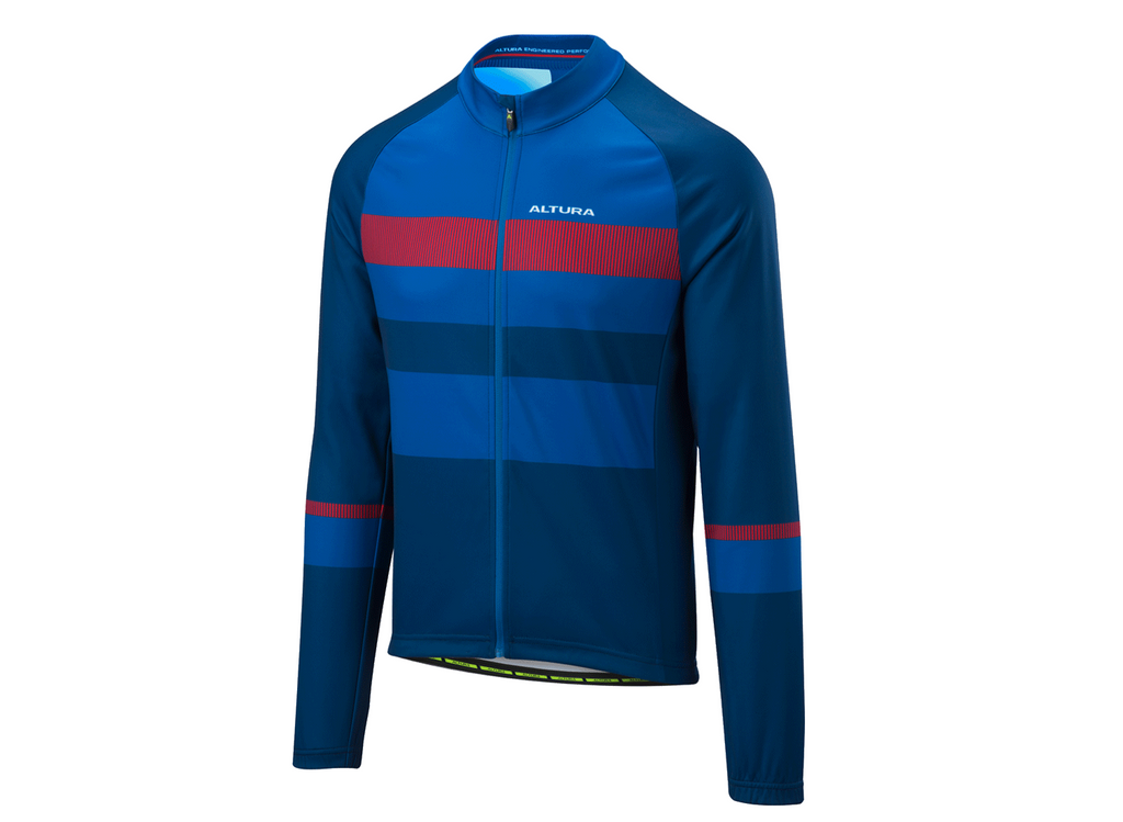 2018 Altura Airstream Long Sleeve Jersey Blue