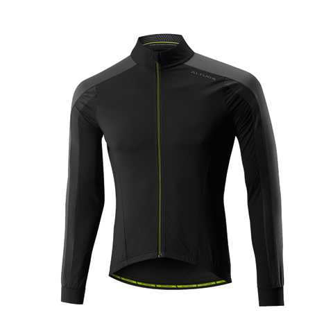 2017 Altura NV2 Thermo Long Sleeve Jersey Black